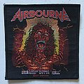 Airbourne 'Breakin Outta Hell' patch