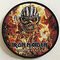Iron Maiden 'The Book of Souls' circular patch
