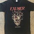 Exumer 'Hostile Defiance' t-shirt
