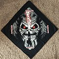 Iron Maiden 'Candle Finger Eddie' bandana Other Collectable