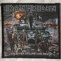 Iron Maiden - Patch - Iron Maiden AMOLAD patch