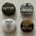Reaper - Pin / Badge - Reaper pin badges