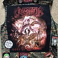 The Clairvoyant's Kreation (Kreator tribute battle jacket), November 2019