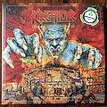 "Kreator 'London Apocalypticon' 12"" vinyl"