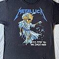 Metallica - TShirt or Longsleeve - Metallica 'Doris' t-shirt