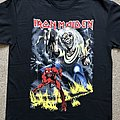 Iron Maiden Legacy of the Beast Tour t-shirt
