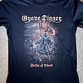 Grave Digger - TShirt or Longsleeve - Grave Digger 'Fields of Blood' t-shirt