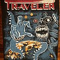 Traveler - Patch - Traveler 'Termination Shock' back patch