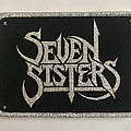 Seven Sisters - Patch - Seven Sisters logo patch
