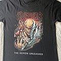 Kreator - TShirt or Longsleeve - Kreator 'The Demon Unleashed' tour t-shirt
