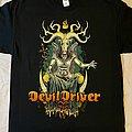 DevilDriver - TShirt or Longsleeve - DevilDriver 'Baphomet' t-shirt
