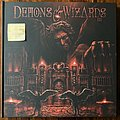 Demons & Wizards 'III' limited edition red vinyl artbook