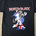 Beast in Black 2019 UK & Ireland tour t-shirt