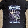 Embodiment - TShirt or Longsleeve - Embodiment 'Outbreak' t-shirt