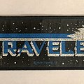 Traveler - Patch - Traveler 'Termination Shock' logo patch