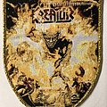 Kreator 'Phantom Antichrist' patch