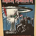 Iron Maiden - Patch - Iron Maiden '2 Minutes to Midnight' back patch