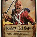 Iron Maiden - Other Collectable - Iron Maiden 'Eddie's Evil Brew' Shiraz - 2019