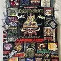 Iron Maiden - Battle Jacket - The Clairvoyant's blue battle jacket - JULY '21