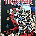Trooper beer bottle cap collection  Other Collectable