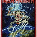 Iron Maiden - Patch - Iron Maiden 'Legacy of the Beast' patch