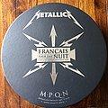 Metallica 'Francais Pour Une Nuit' boxset