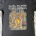 Iced Earth - TShirt or Longsleeve - Iced Earth 'Enter the Realm' t-shirt