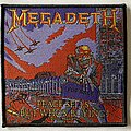 Megadeth - Patch - Megadeth 'Peace Sells...' patch