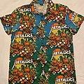 Metallica - TShirt or Longsleeve - Metallica Hawaiian shirt