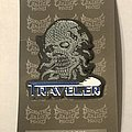 Traveler - Pin / Badge - Traveler 'Termination Shock' pin