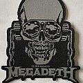 Megadeth - Patch - Megadeth 'Vic' patch
