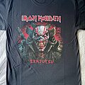 Iron Maiden - TShirt or Longsleeve - Iron Maiden 'Senjutsu' t-shirt