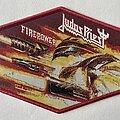Judas Priest - Patch - Judas Priest 'Firepower' patch