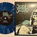 Seven Sisters 'The Crystal Temple' / Haunt 'Sea of Dreams' vinyl