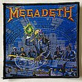 Megadeth - Patch - Megadeth 'Rust in Peace' patch