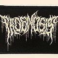 Prognosis - Patch - Prognosis logo patch