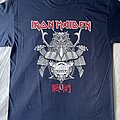 Iron Maiden - TShirt or Longsleeve - Iron Maiden 'Senjutsu' blue t-shirt