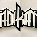 Eradikator logo sticker