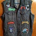 Uncle Acid & The Deadbeats - Battle Jacket - Metal Vest