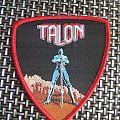 Talon official woven patch Lim.100
