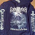 Graveland - Hooded Top - Rare Graveland hoodie