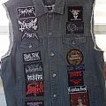 My Battle-jacket.