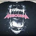 Airbourne canadian tour 2014 shirt