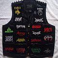Death/Thrash Battle Vest