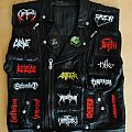 Battle vest death/thash