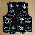 Marduk - Battle Jacket - Black  Metal Vest