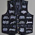 Black Metal Battle Vest