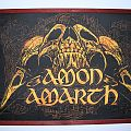 Amon Amarth framed flag Other Collectable