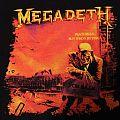 Megadeth PEACE SELLS t shirt
