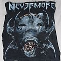 Nevermore - Enemies of Reality - Back Patch